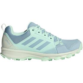 adidas TERREX TraceRocker GTX Trail-Running Shoes Dame ash grey/ash grey/clear mint